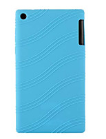 Silicone Rubber Gel Skin Case Cover for Lenovo TAB 2 A7-30 7