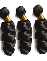 12-28inch Brazilian Virgin Remy Hair Loose Wave 3Pcs Lot Grade8A Natural Color Unprocessed Human Hair Extensions