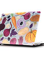 ingekleurde tekening ~ 3 style plat shell voor MacBook Air 11 '' / 13 ''