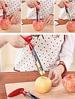 Steel Easy Twist Core Seed Remover Fruit Apple Corer Kitchen Tool