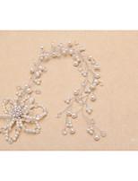 סרטי ראש כיסוי ראש נשים / נערת פרחים חתונה ריינסטון / סגסוגת חתונה חלק 1