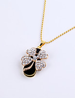 8GB Necklace Four Leaf Lucky Clover Jewelry USB 2.0 Rotatable Flash Memory Stick Drive U Disk ZP-03/ZP-22/ZP-24