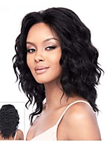 Joywigs In Stock Loose Wave With Baby Hair Lace Front Wigs 100% Brazilian Virgin Human Hair Wig For Women