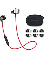 Meizu EP51 Wireless Sports Headphones Bluetooth 4 Support aptX Noise Cancelling with MIC Aluminium Alloy Shell TPE Line