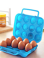 Mounted Outdoor Picnic Egg Cartons