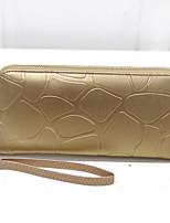 VENETA Women PU Bi-fold Clutch / Wallet / Card & ID Holder-Purple / Blue / Gold / Silver / Gray / Black