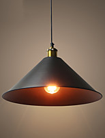 Max 60W Country Designers  Metal Pendant Lights Living Room / Bedroom / Dining Room / Kitchen / Study Room/Office