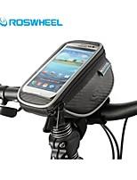 Roswheel Size S Mountain Bike Handlebar Bag Cycling Phone Case Waterproof Touch Screen Ciclismo Bolsa
