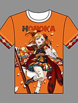 Inspired by Love Live Honoka Kōsaka Cotton T-shirt