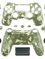 Replacement Controller Case for PS4 Controller (camouflage)