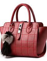 Women PU Baguette Shoulder Bag / Tote-Multi-color