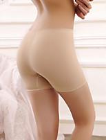Women's Seamless Ice Silk Panties Anti Emptied Underwear Boy shorts & Briefs
