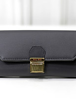 VENETA Women PU Tri-fold Clutch / Wallet / Card & ID Holder-Blue / Green / Gold / Red / Gray / Black