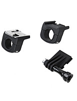 1 Accessori GoPro Clip Per Gopro Hero 3+ / Gopro Hero 4 Conveniente Others ABS nero