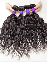 3 Boudles Human Hair Wet and Wavy Virgin Brazilian Hair Raw Brazillian Hair Loose Curly Brazilian Virgin Hair