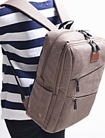 Unisex Canvas / Polyester Baguette Backpack / Sports & Leisure Bag / Travel Bag-Multi-color