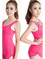 Sports Training PRO Womans Tight Running Elastic Breathable Fitness Yoga Sweat Quick-drying Vest Dress