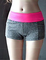 The New Yoga Clothes Breathable Quick-drying Pants Jogging Shorts Three Pants Spinning Fitness