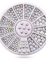 1wheel Shiny Rhinestone 3d Nail Art Decorations