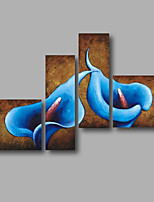 Ready to Hang Stretched Hand-painted Oil Painting 60