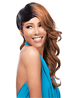 Reasonable In Price Hot Sale Synthetic Wigs Extensions Women Lady Mixed Color Wigs