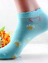 12 Paare Frauen Baumwolle Socken beiläufigen Socken hohe Qualität für das Laufen / Yoga / Fitness / Fußball / Golf