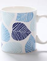 les caractéristiques du vent rurales de tasses en céramique tasses créatives