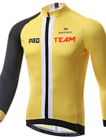 XINTOWN Pro Team Cycling Clothing Bike Bicycle Long Sleeve Cycling Jersey