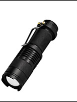 14500 Lithium Battery And 5AA Battery Dual-Purpose Flashlight