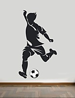 AYA™ DIY Wall Stickers Wall Decals, Football PVC Wall Stickers