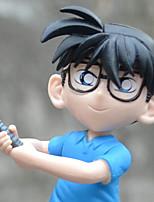Detective Conan Anime Action Figure 11CM Model Toy Doll Toy (5 Pcs)