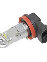 flux civique etc voiture cree 40w conduit brouillard voiture lampe h11 conduit feu de brouillard de route lampe faisceau voiture lampe