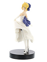 Fate/stay night Anime Action Figure 18CM Model Toys Doll Toy