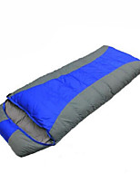 1500g Duck Down Polyester Lining Single Rectangular Bag for Camping and Hiking