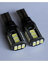 T15  5630-15SMD  Car Turn Light Reversing lamp White
