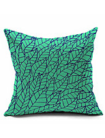 Mint Green Cotton/Linen Pillow Cover , Nature Modern/Contemporary  Pillow Linen Cushion