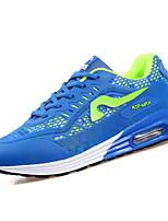 Zapatos Running Sintético Negro / Azul / Blanco / Gris Hombre
