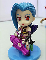 League of Legends Overige PVC Anime Action Figures model Toys Doll Toy