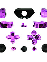 Replacement Controller Case for Xbox One Controller Plating (Green/Blue/Purple)