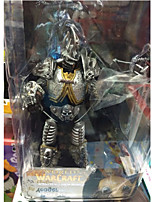 Cartoon Doll World of Warcraft The Lich King Alsace Death Knight Boxed Set 1PC 7inch