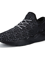 Men's Yeeze Shoes Casual/Travel/Athletic Fashion Tulle Leather Running Sneakers Shoes Bule/Black/Gray 39-44