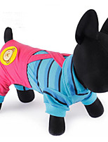 Cute Bear Overall Style of Pet Clothes