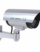 CCTV Security Safely Camera US With Screw Black Silver