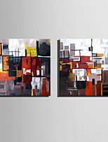 Mini Size E-HOME Oil painting Modern Abstract Color Pure Hand Draw Frameless Decorative Painting