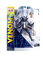 Animation Project Marvel Avengers Four Hand Nine Spider Venom 1PC 20cm
