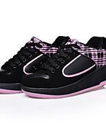 Unisex Kid Boy Girl LED Light Up Single Wheel Sneaker Athletic Shoe Sport Shoes Heelys Roller Shoes Dance Boot