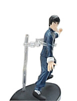 Bruce Lee Anime Action Figure 11CM Model Toy Doll Toy (4 Pcs)