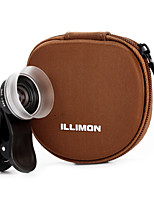 illimon® m3 maîtriser 6 × 12 × 24 × lentille marco 3 en 1