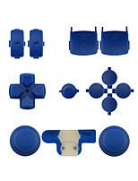 regolatore di sostituzione kit di montaggio caso fissato per il regolatore ps3 giallo / blu / verde
