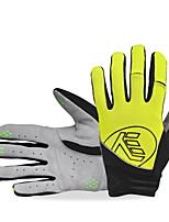 NUCKILY Outdoor Autumn And Winter Long Finger Riding Gloves Full Finger Gloves Bike Equipment